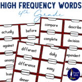 4th Grade High Frequency Words
