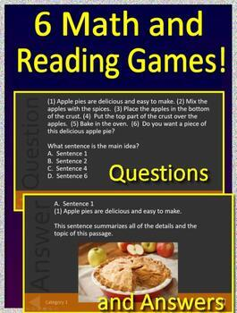 4th Grade IAR Reading and Math: Illinois Assessment of Readiness Test Prep