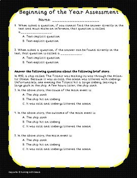 4th Grade Informational Text Pack