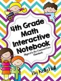 4th Grade Interactive Common Core Notebook