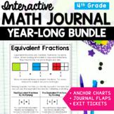Interactive Math Journal Bundle