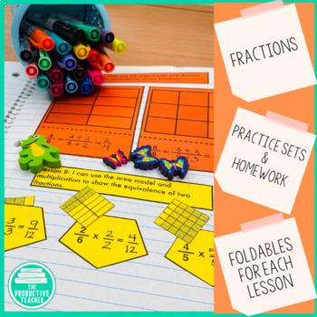 Engage New York Math Aligned Interactive Notebook: Grade 4, Module 5