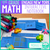 Engage New York Math Aligned Interactive Notebook: Grade 4, Module 6