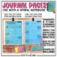 Interactive Math Notebook 4th Grade Math Operations & Alge