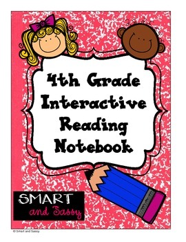 4th Grade Interactive Reading Notebook TEKS Aligned