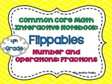 4th Grade Interactive Student Notebook {Fractions: Common Core}