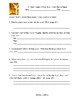 4th Grade Journeys 2014, Unit 2 Study Guide Comprehension