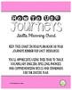 4th Grade Journeys 2014, Unit 3 Skills Planning Chart