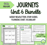 4th Grade Journeys Unit 6 ALL RESOURCES