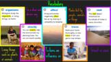 """4th Grade Journeys Lesson 15 """"Ecology for Kids"""" Google Slides"""