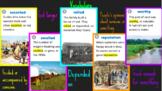 "4th Grade Journeys Lesson 16 ""Riding Freedom"" Google Slides"