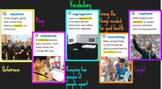 "4th Grade Journeys Lesson 2 ""My Brother Martin"" Google Slides Presentation"