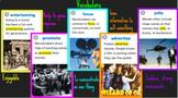 "4th Grade Journeys Lesson 7 ""Coming Distractions..."" Google Slide Presentation"