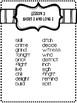 4th Grade Journeys Spelling Lists-FULL YEAR