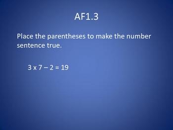 4th Grade Key Math Standards Review