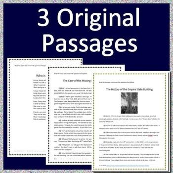 4th Grade LEAP 2025 Test Prep - Practice Tests - English Language Arts