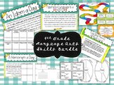 4th Grade Language Arts Bundle