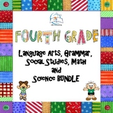 Whiteboard 4th Grade Language Arts | Grammar | Math | Soci