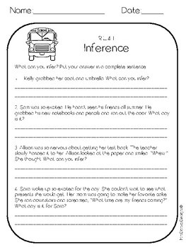 Language Arts Common Core Aligned Printables (Grades 3-5)  *FREEBIE*
