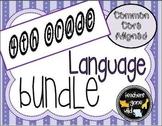 Language Mega Bundle - Common Core Aligned (4th Grade)