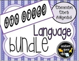 Language Mega Bundle - Common Core Aligned (4th Grade)