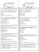 4th Grade Language Review
