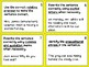 4th Grade Language Review Task Cards Test Prep