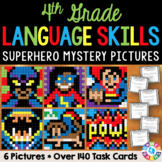 4th Grade Language Centers: 4th Grade Grammar Activities