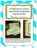4th Grade Letter to Houghton Mifflin Character, Themes 3 & 4