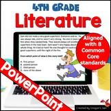 4th Grade Literature PowerPoint