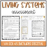 4th Grade Living Systems Assessment