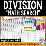 4th Grade Long Division Math Search for Multi-Digit Division {4.NBT.6}