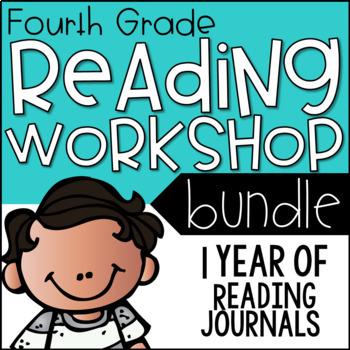 4th Grade Lucy Calkins Reading Workshop Bundle