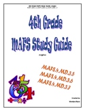 4th Grade MAFS Study Guide- Angles