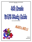 4th Grade MAFS Study Guide- Perimeter and Area