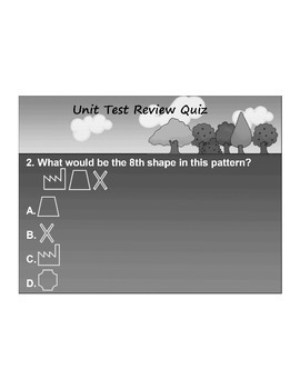 4th Grade MATH ActivInspire 10 question Assessment 4.NBT.B.5, 6, 4.OA.B.4, +