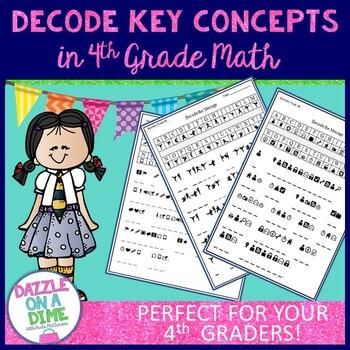 4th Grade Math Puzzles