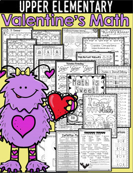4th Grade Math: Review Worksheets BUNDLE: Print and Go ...