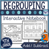 4th Grade Math - Addition and Subtraction Interactive Notebook