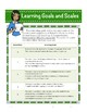4th Grade Math Assessment with Learning Goals & Scales - Aligned to Common Core