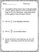 4th Grade Math Assessments