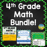 4th Grade Math BUNDLE!