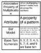 4th Grade Math CCSS Vocabulary Cards Pt. 1