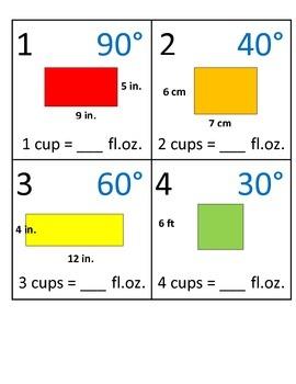 4th Grade Math Calendar - 4 Month Package:  Dec - Mar