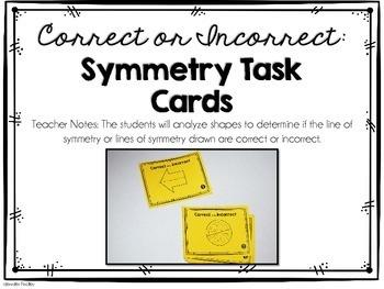 4th Grade Math Centers {Geometry}