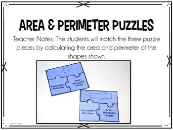 4th Grade Math Centers {Measurement and Data}