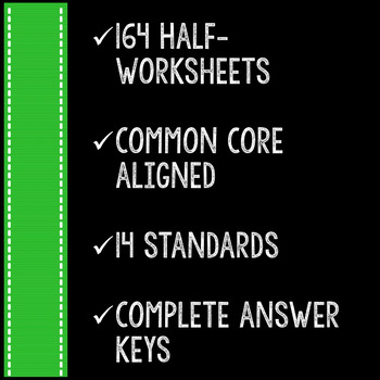Daily Math Review Fractions 4th Grade Common Core