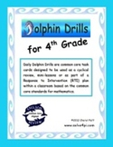 4th Grade Math Common Core Daily Task Cards