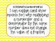 4th Grade Math Common Core I Can Statements
