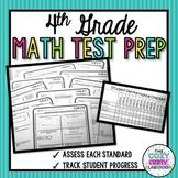 4th Grade Math Quizzes  (LEAP, HSA, NJ ASK, DSTP, ISAT, IT